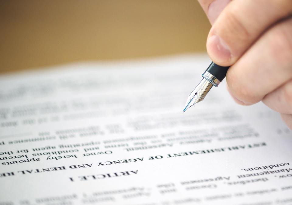 国際ビジネス法務(英文契約)
